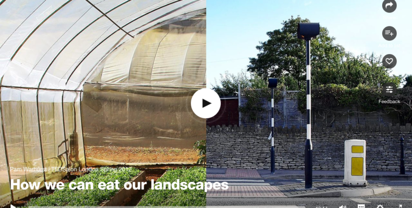 TED Talk – How We Can Eat Our Landscapes