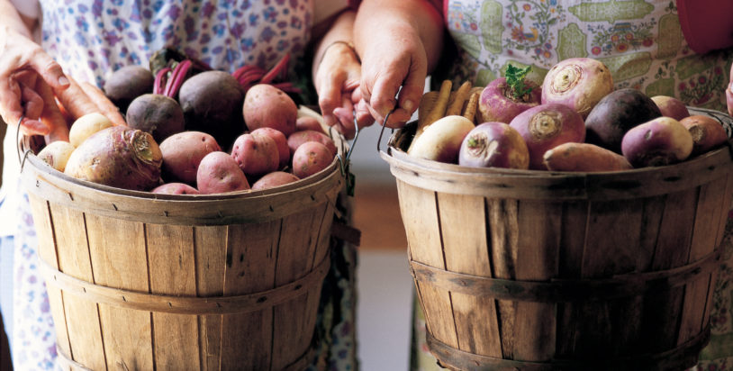 4 Hearty Recipes for Autumn's Root Vegetables