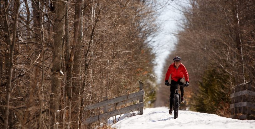 6 Winter Trails to Bike