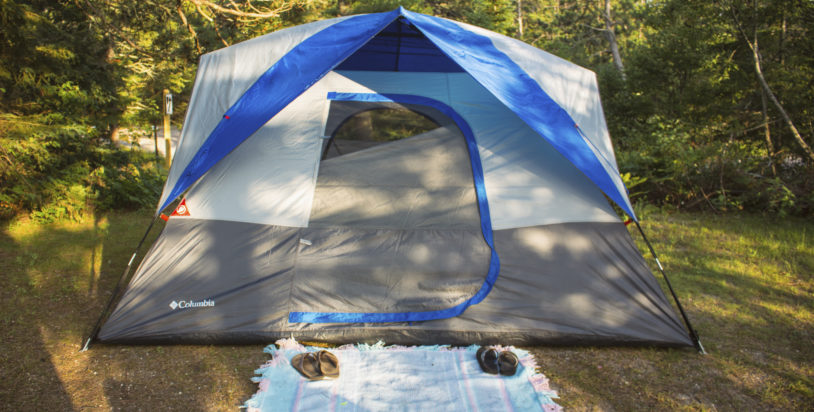 5 Tips for Camping with Kids in Northern Michigan + The Essential Packing List